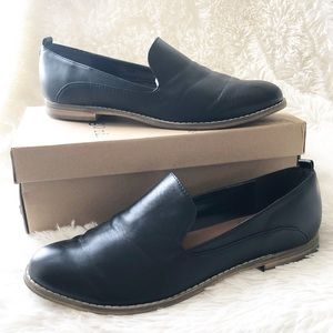 Indigo Rd hestley black loafer sz 10